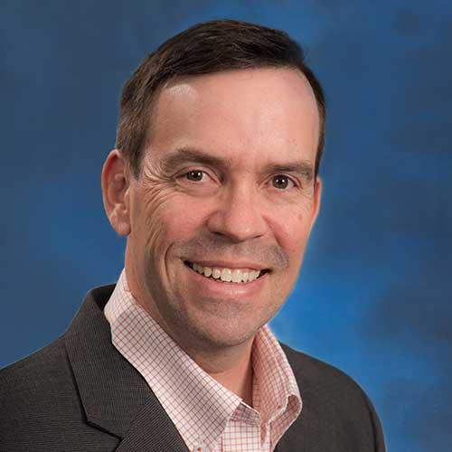 Robert Geiger, Ph.D., MBA